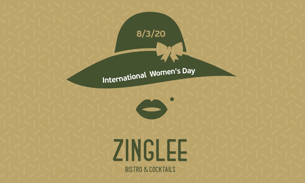 International Women's Day at Zinglee